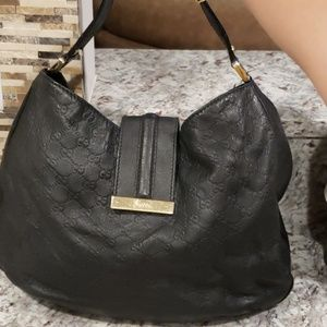 FLASH SALE!  LARGE GUCCI LADY WEB GUCCISSIMA HOBO